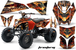 Atv Decal Graphics Kit Quad Wrap For Ktm 450 450XC 525 525XC 2008-2013 Firestorm - $168.25