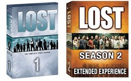 Lost - The Complete First and Second Seasons DVD Sets - $17.82