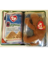 TY Legends Teenie Beanie Babies Humphrey The Camel McDonalds Collectible  - $500.00
