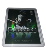 Luis Robert 2020 Bowman Limited Rookie Renowned Green /99 - $49.99