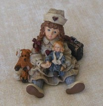 "Boyd's Bears 1995 Yesterday's Child ""Katherine With Amanda & Edmund"" #3505  - $16.58"