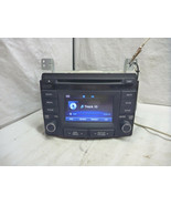 2012 2013 2014 Hyundai Sonata OEM Radio Cd Player 96180-3Q8004X Bulk 718 - $31.19