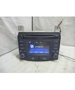 2012 2013 2014 Hyundai Sonata OEM Radio Cd Player 96180-3Q8004X Bulk 718 - $31.19