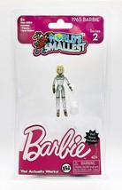 Worlds Smallest Barbie Doll Series 2: 1965 Barbie Astronaut Super Impuls... - $11.88