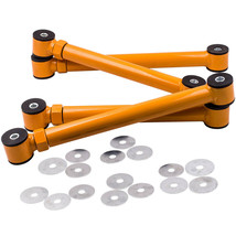 """Heavy Duty Adjustable 4 Pcs Front Control Arms 0-6"""" Lift for 1994-2009 R... - $364.32"""