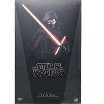 Star Wars The Force Awakens Kylo Ren 1/6 scale Hot Toys Action Figure Us... - $246.95