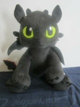 How To Train Your Dragon Build A Bear Toothless With Wings - $15.85