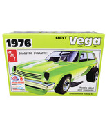Skill 2 Model Kit 1976 Chevrolet Vega Funny Car 1/25 Scale Model by AMT AMT11... - $63.49