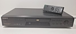 Sony DVP-NS300 CD/DVD/Video CD Player.. Tested with Remote image 1