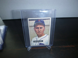 1951 Bowman Gum Baseball Card #105 Don Kolloway Trading Card Good Condition - $8.90