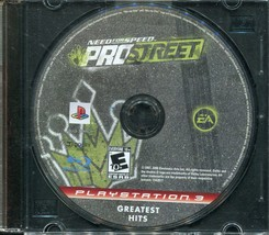 Need for Speed ProStreet (Playstation 3, PS3, 2007) Game Only - Greatest... - $9.89
