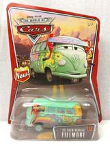 NEW Disney Pixar CARS Diecast Car FILLMORE Pit Crew Member #37 - $6.00