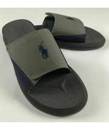 Polo Ralph Lauren Pony Logo Slide Sandal Adjustable - $49.99