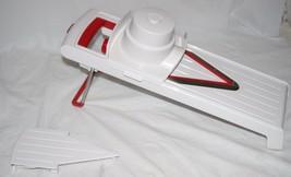 Zyliss Smart Guard Safety Mandoline Slicer - Gently Used (No Julienne Bl... - $28.45