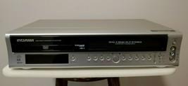 Sylvania DVC850C Combo DVD/CD/MP3 Player, Video Cassette Recorder **No R... - $46.75