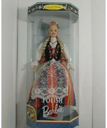 1997 Mattel Barbie Dolls of the World  Polish collector edition new - $49.49