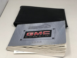 2000 GMC Yukon XL Owners Manual with Case OEM - $19.19
