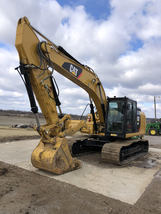 2017 Cat 323F Excavator FOR SALE IN Cunningham, KY 42035 image 1