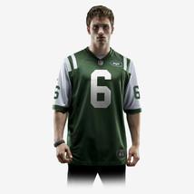 NEW NIKE NFL NEW YORK JETS MARK SANCHEZ JERSEY GREEN M MEDIUM MD NWT $10... - $46.71