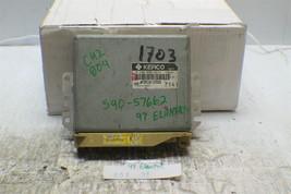 1997 Hyundai Elantra Engine Control Unit ECU 3911023920 Module 18 11D8 - $19.79