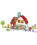Pinypon Farm Funny 2 Floors With 11 Figurine Pin And Put And Many Access... - $275.69