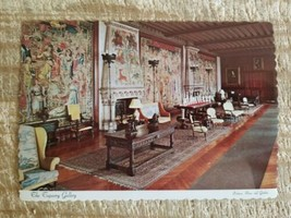 THE TAPESTRY GALLERY AT BILTMORE HOUSE ASHVILLE,NC.VTG UNUSED POSTCARD*P16 - $14.01