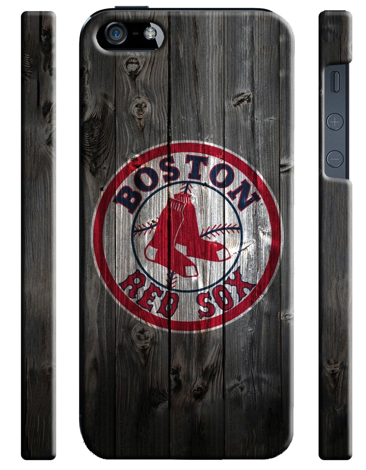 Boston Red Sox Baseball Logo iPhone 4 4S 5 5S 5c 6 6S 7 + Plus SE Case Cover 5 for sale  USA