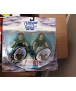 WWF Truth Commission Kurrgan & Recon Jakks Pacific BRAND NEW - $35.00