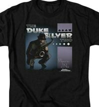 The Duke Silver Trio t-shirt Parks and Recreation Comedy graphic tee NBC759 image 3