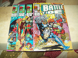 BATTLETIDE #1-4 (COMPLETE MINI-SERIES) - $7.00