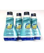 4 All Fresh Clean Essentials Sulfate Fragrance & Dye Free Deep Clean Det... - $52.99