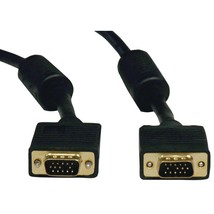 Tripp Lite Vga High-resolution Coaxial Monitor Cable With Rgb Coaxial (1... - $29.10