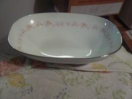 Noritake oval vegetable bowl (Wimbledon) 1 available - $16.63