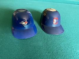 MLB Mini Ice Cream Sundae Helmets (Bluejays and Indians) - $10.00