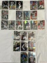 Vtg 3977 Baseball Trading Card Lot Binder Sticker Signed Rookie Photo Pete Rose image 2