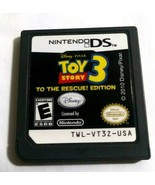 Nintendo DS Toy Story 3 To the Rescue Edition Game Only No Case - $7.89