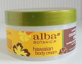 Alba Botanica Nourishing Coconut Milk Hawaiian Body Cream, 6.5oz. Disco... - $38.61