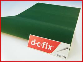 DC Fix Self Adhesive Green Velour Vinyl Contact Paper Various Sizes 205-1716 - $4.05+