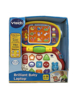 VTech Brilliant Baby Laptop Ages 6-36 Months - damaged box - $14.99