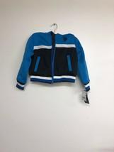 U.S. Polo Assn. Little Boys Fashion Outerwear Jscket , 5/6, Black/Blue/W... - $24.18