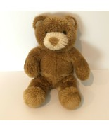 "Build a Bear Workshop BABW 14"" Brown Teddy Bear Plush Stuffed Animal Cre... - $12.99"