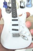 Ritchie Blackmore-Fender Stratocaster Olympic White 1:4 Nachbildung Gitarre ~ image 1