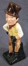 """Royal Doulton Dickens Miniature Sam Weller M48 4"""" Vintage Oliver Twist England image 4"""