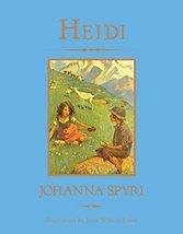 Heidi (Knickerbocker Children's Classics) [Hardcover] [Sep 01, 2016] Spy... - $5.93