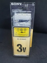 Sony AC-E30HG 3 Volt 700 M A 8 W Ac Power Adapter New - $18.69