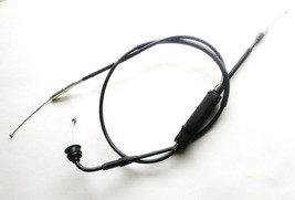 Yamaha DT125 DT175 (1980-1981) DT125MX Dual Throttle Cable wire Ass'y New - $12.47
