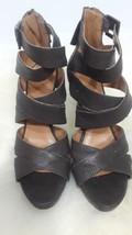 Nine West Brown Caged High Heel Stiletto Sandals 9.5 - €23,90 EUR