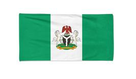 Nigeria Flag Beach Towel Swimming Pool Towels Summer Holiday Towels Gym ... - $24.99+