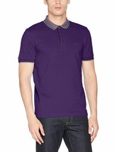 Hugo Boss Men's Premium Paddy Sport Cotton Polo Shirt T-shirt Purple 50369734