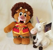 Disney Pixar Onward Character Plush Pixie Unicorn & Manticore  NEW Lot of 2 - $27.58